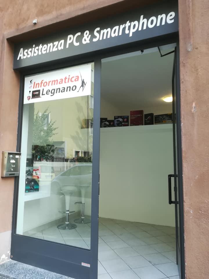 Laboratorio assistenza Pc Legnano